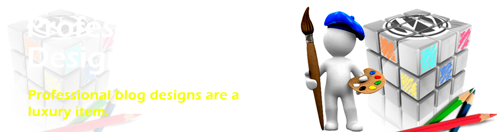 Professional Blog Design